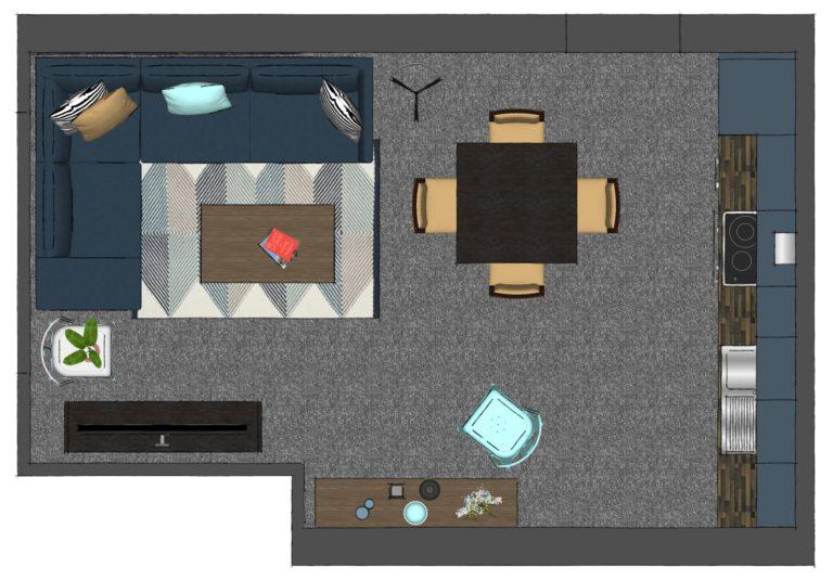 Elevation Plan Sketchup : Rendering floor plans elevations sketchup hub