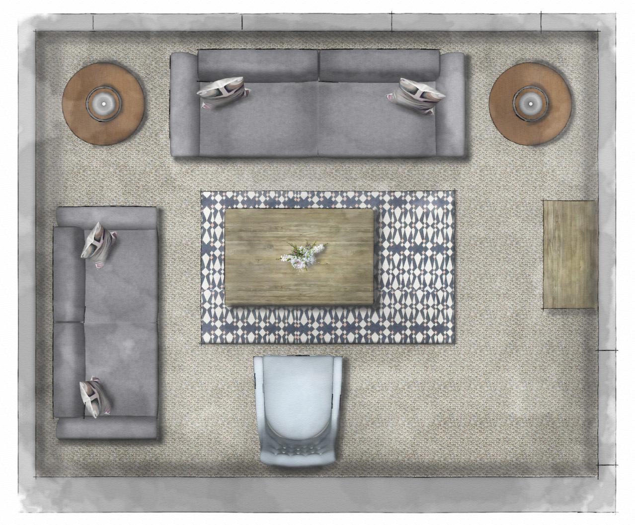7 Rendering Floor Plans & Elevations – SketchUp Hub