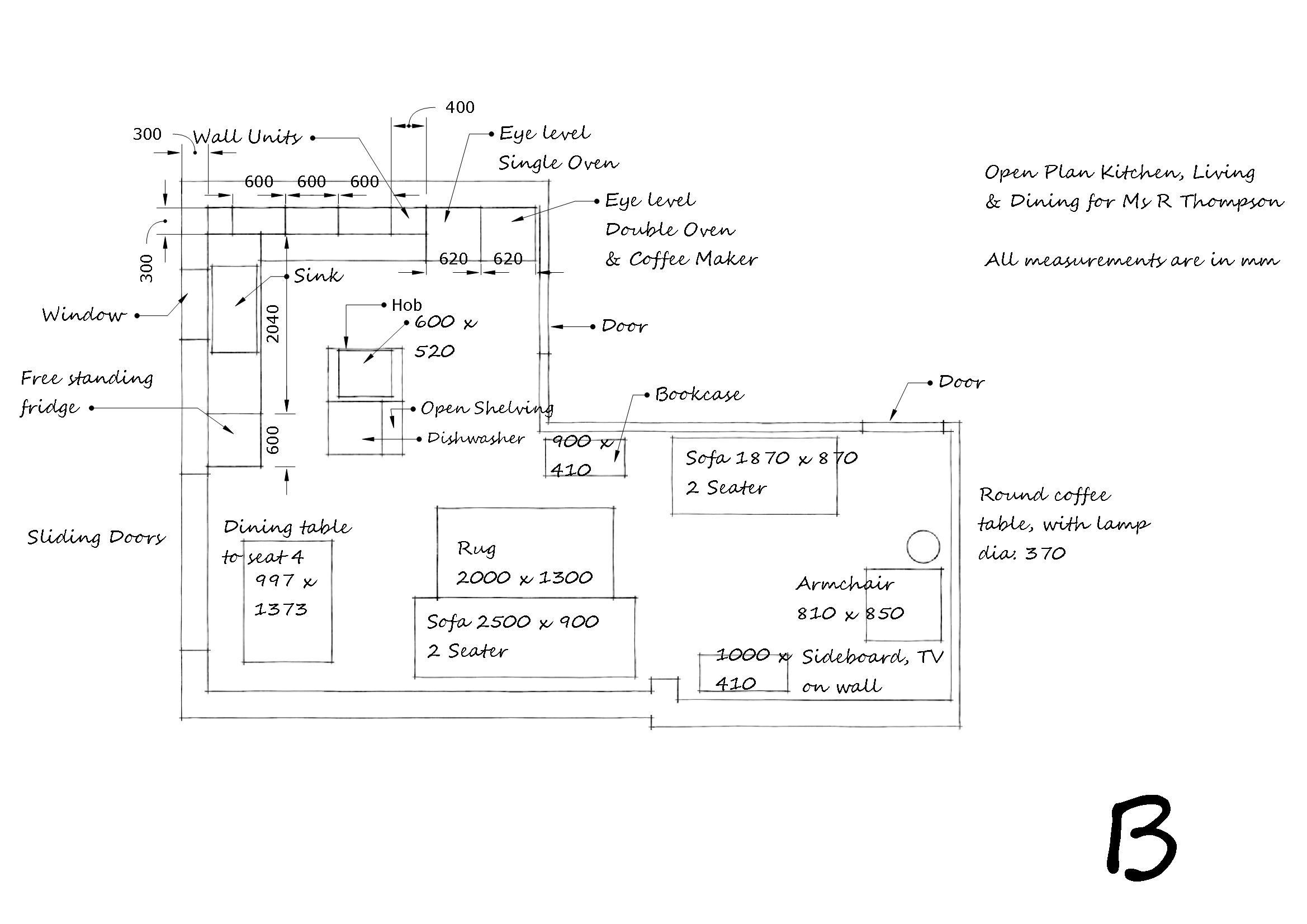 Sketchup Floor Plan Challenge Sketchup Hub