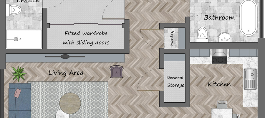 Expert Tips On How To Create A Professional Floor Plan Sketchup Hub